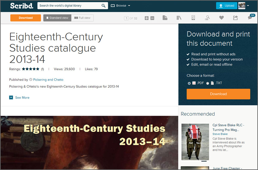 Scribd - Download Free PDF and eBooks