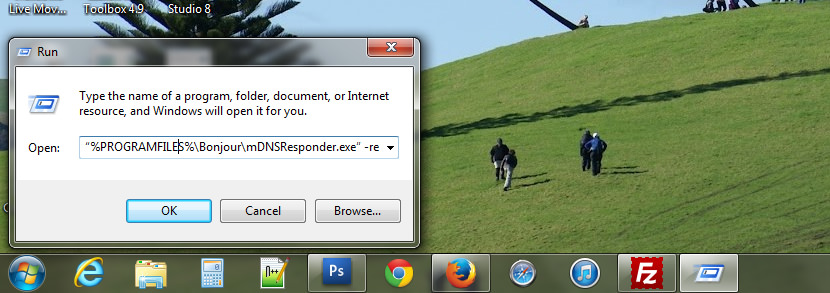 Remove and Uninstall Bonjour mDNSResponder.exe Process