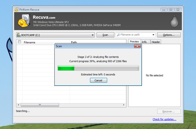 Data recovery software hard drive recovery recover files disk