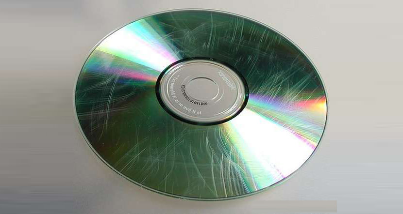 Recover damaged video dvd