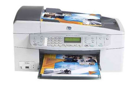 Hewlett packard officejet 6210 all in one printer