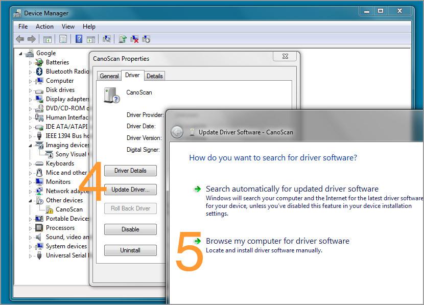 Драйвер Canon Lide 20 Драйвер Скачать Windows 7