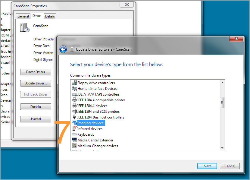 CanoScan LiDe 20 Driver Download