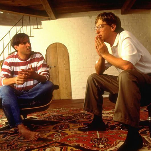 7 Funny Steve Jobs Vs Bill Gates Meme Jokes