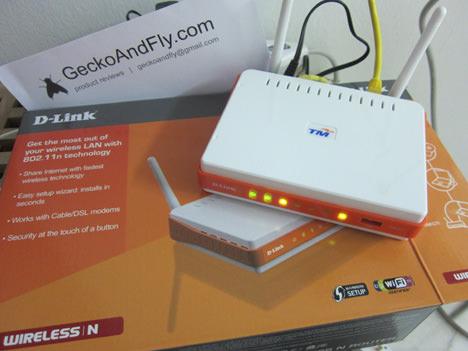 D-Link DIR-615 Wireless N Router Review