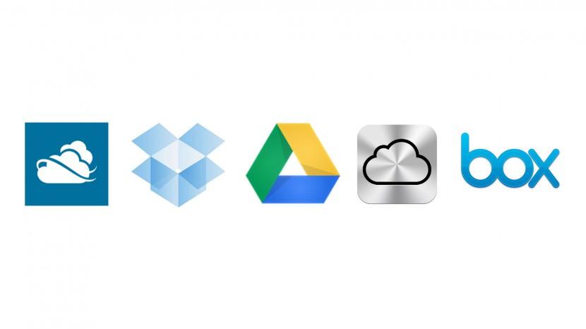 Dropbox vs. Google Drive vs. Microsoft Skydrive Price Comparison