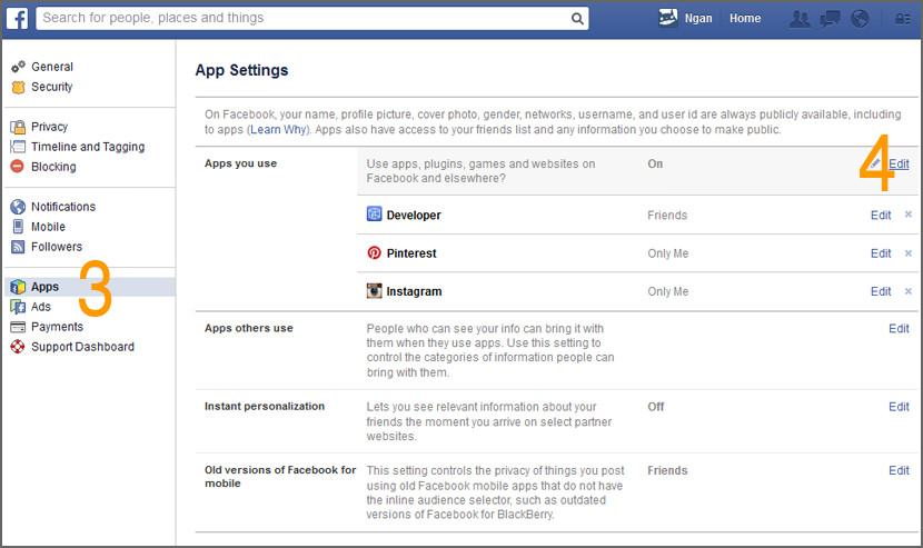 Block All Facebook Game Requests