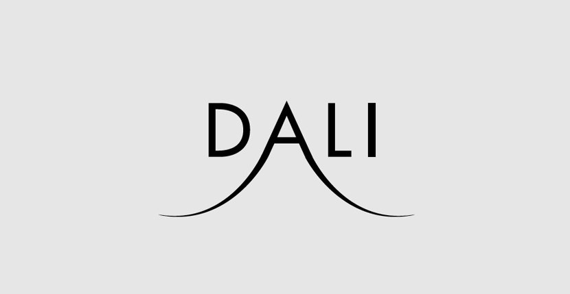 Dali Creative Word Art Images As Iconic Logos