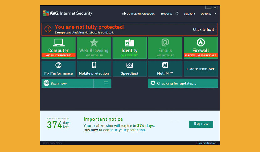 avg internet security 2016 free license number