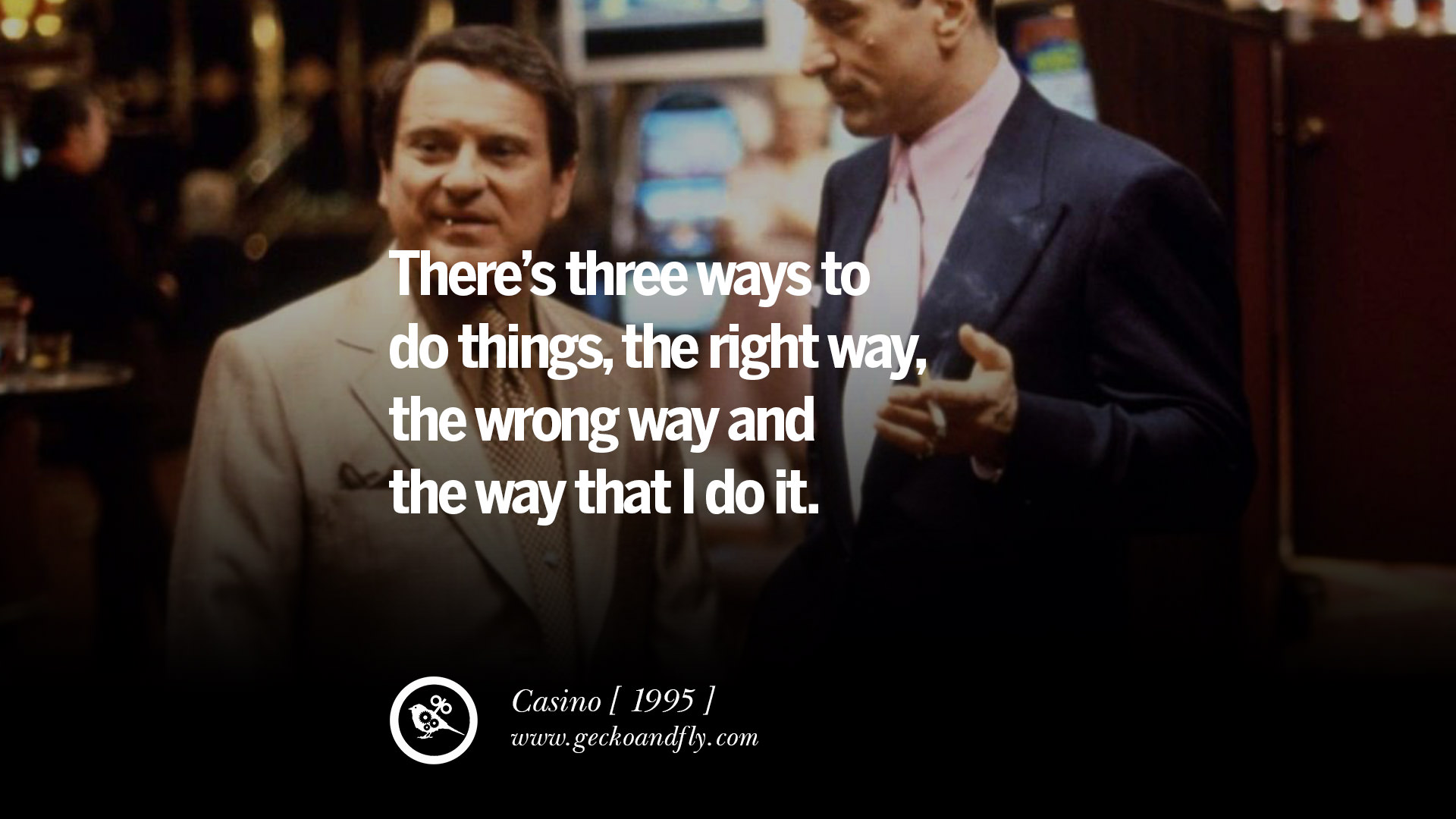 Gambling Quotes From Movies