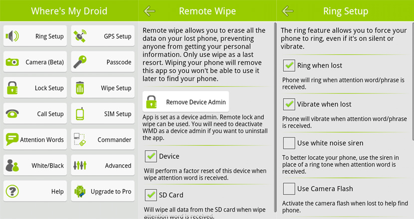 5 Free Apps To Find, Spy And Track Stolen Android Smartphone