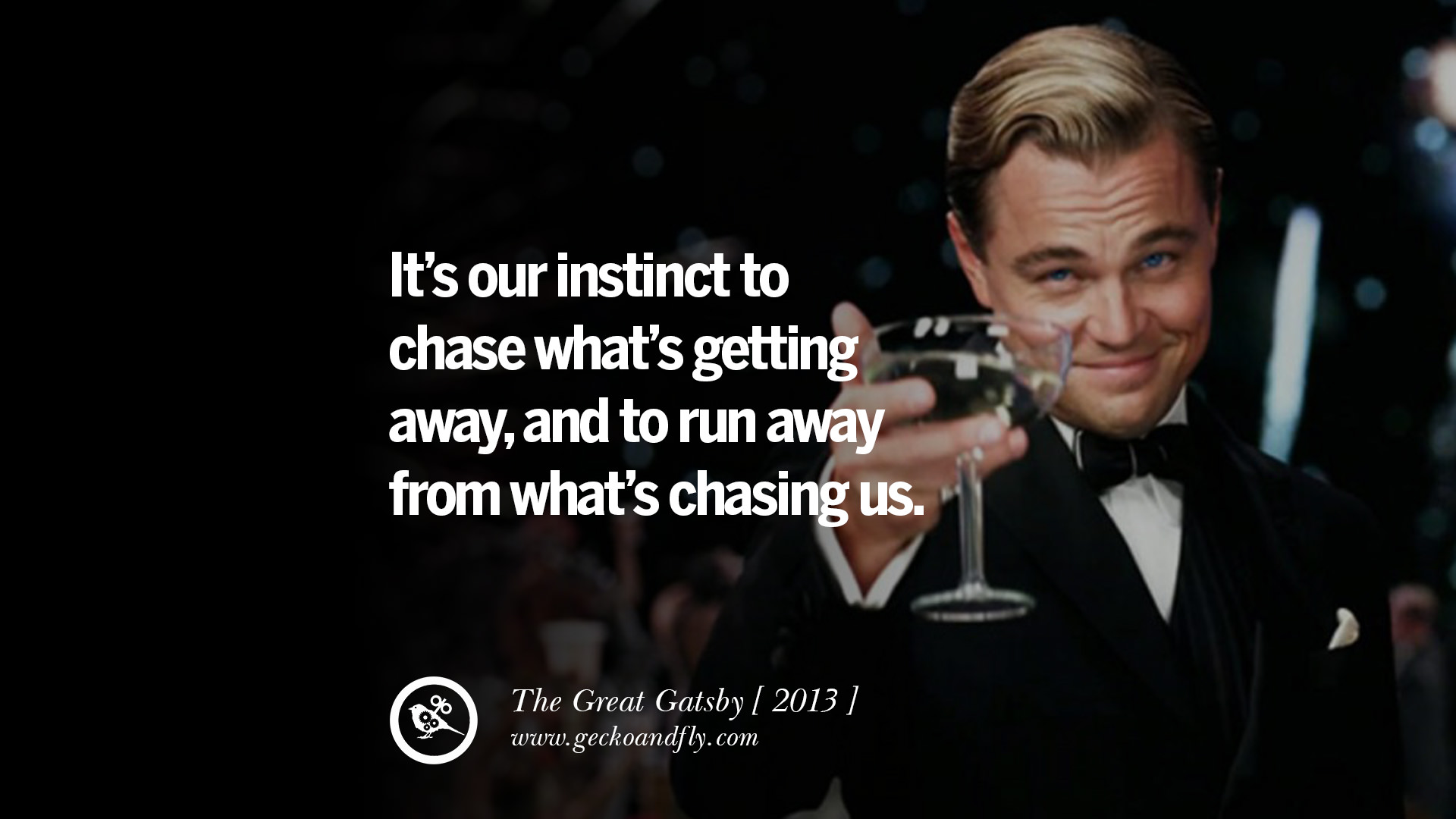 a life like the great gatsby The great gatsby isn't just an american classic the great gatsby is set in real-life new york city and a great example of new yorkers who feel like.