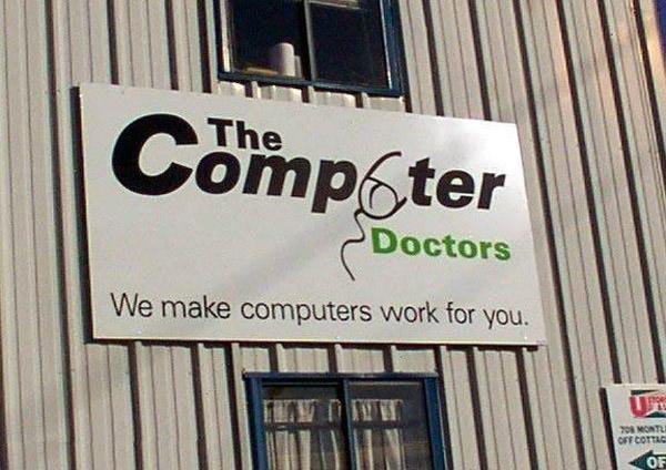 the computer doctors