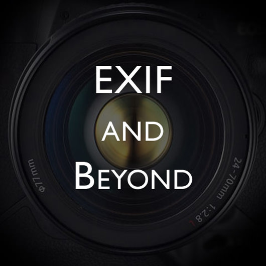 how to find exif data on phoots posted online
