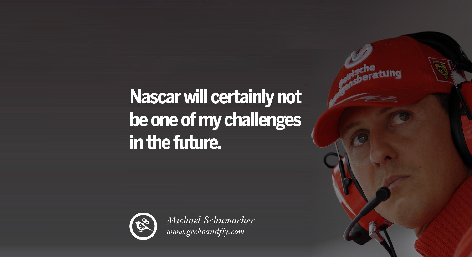 Nascar Inspirational Quotes. QuotesGram  |Good Nascar Quotes