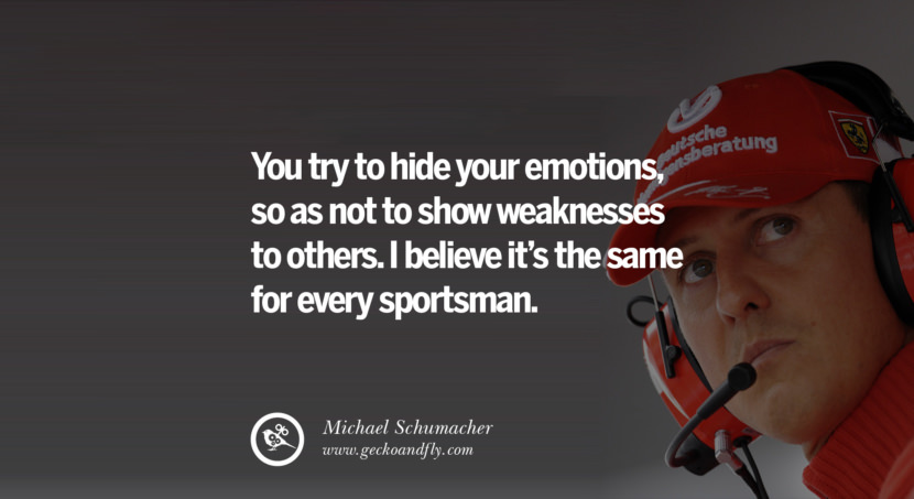 60 Famous Michael Schumacher Inspirational Quotes On Success And Speed Delectable Inspiring Tumblr Quotes
