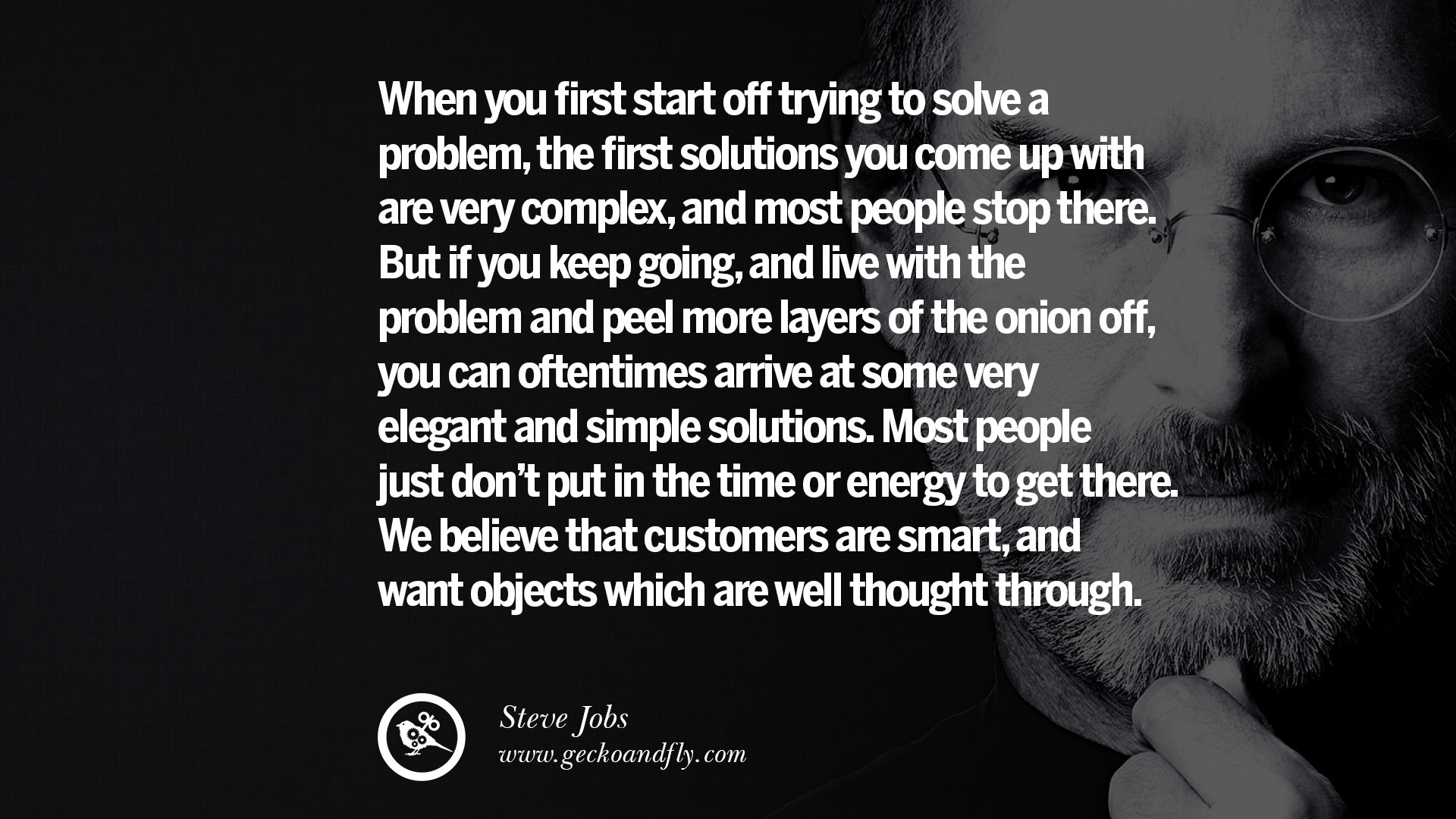 28 Memorable Quotes By Steven Paul Steve Jobs For
