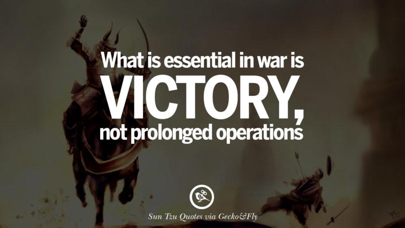 concept essay on war