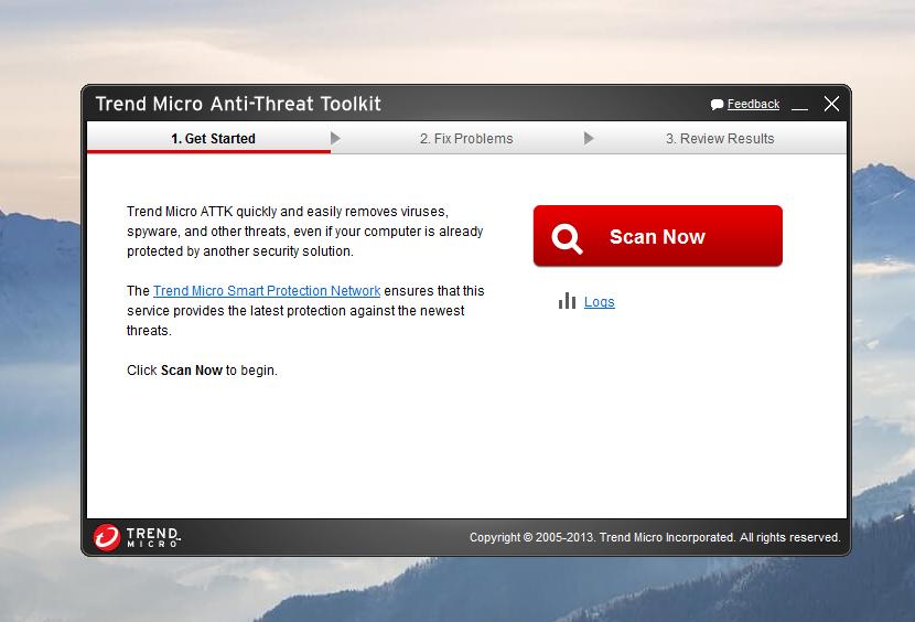 trend micro anti threat toolkit Powerful Fake Antivirus Virus Removal Tool by McAfee, Norton, Kaspersky and Malwarebytes