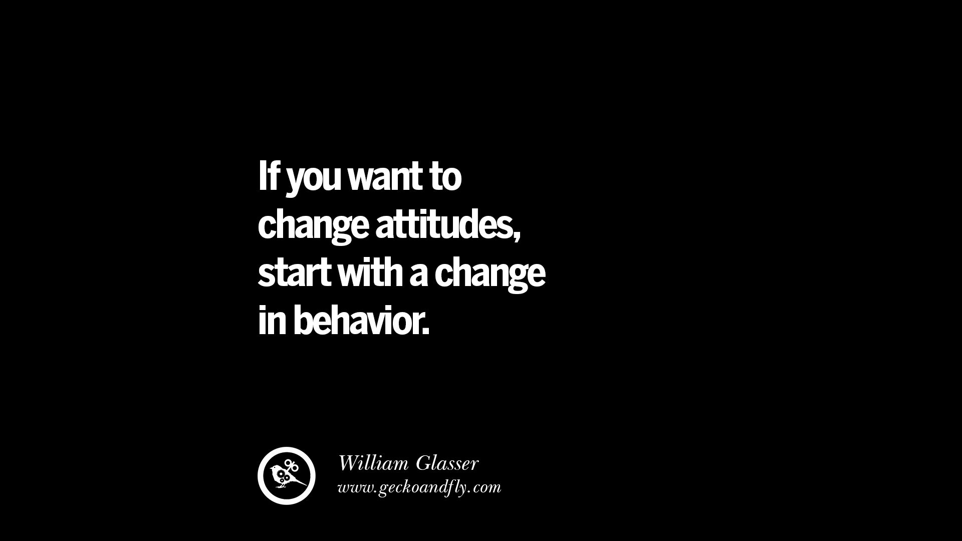 motivational quotes on changing behavior  quotesgram