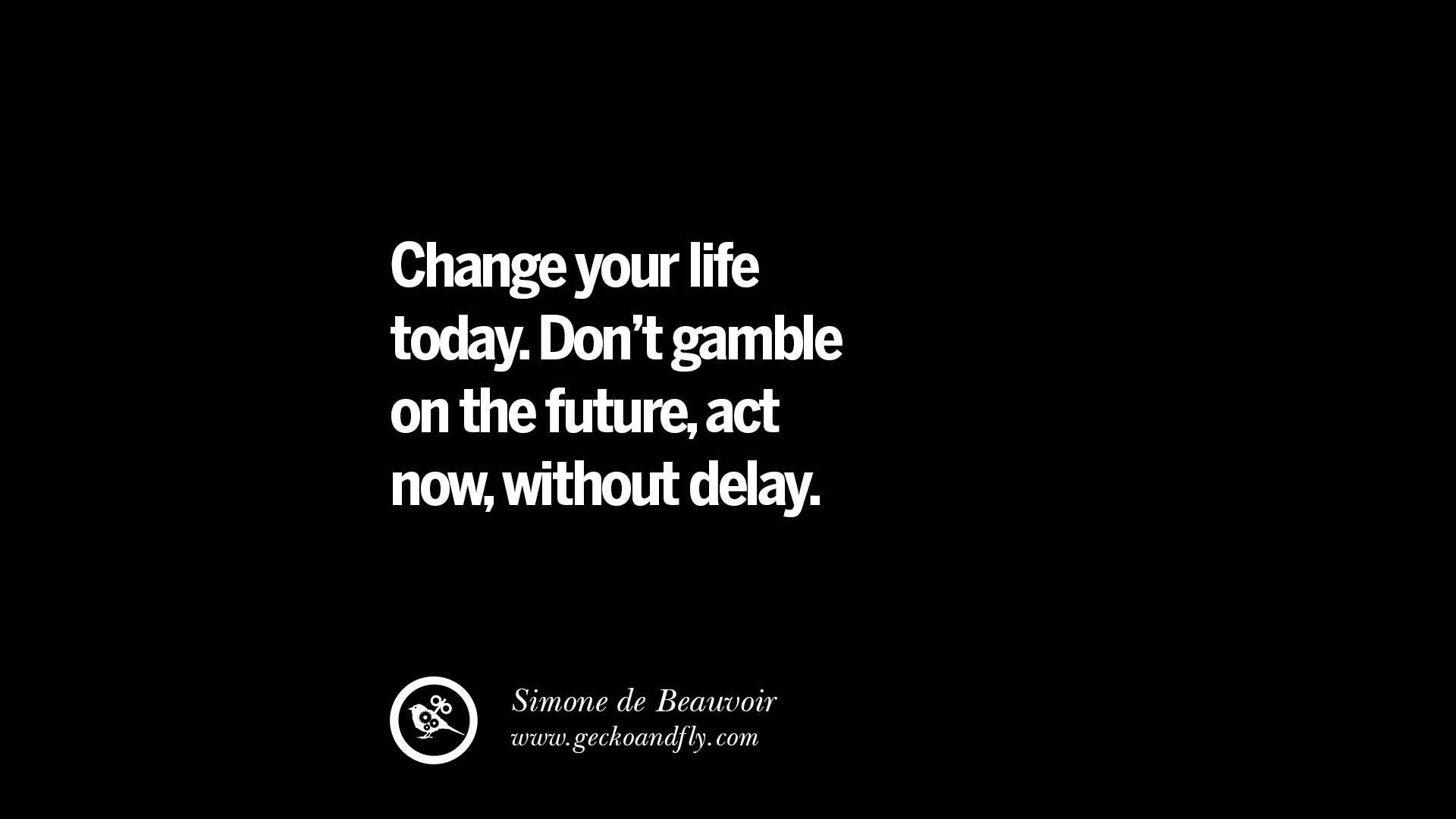 Life Quotes About Change Classy 45 Quotes On Change And Changing Our Attitudes  Geckoandfly 2018