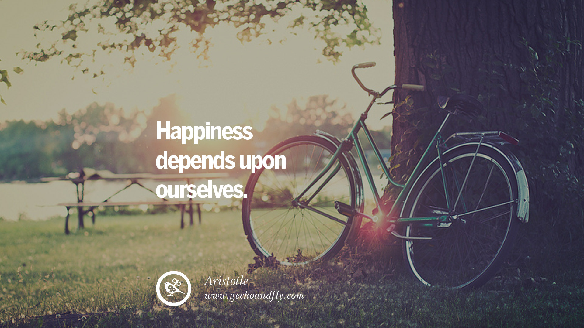 Happiness Depends On Ourselves Aristotle Quote: 22 Quotes About Pursuit Of Happiness To Change Your Thinking