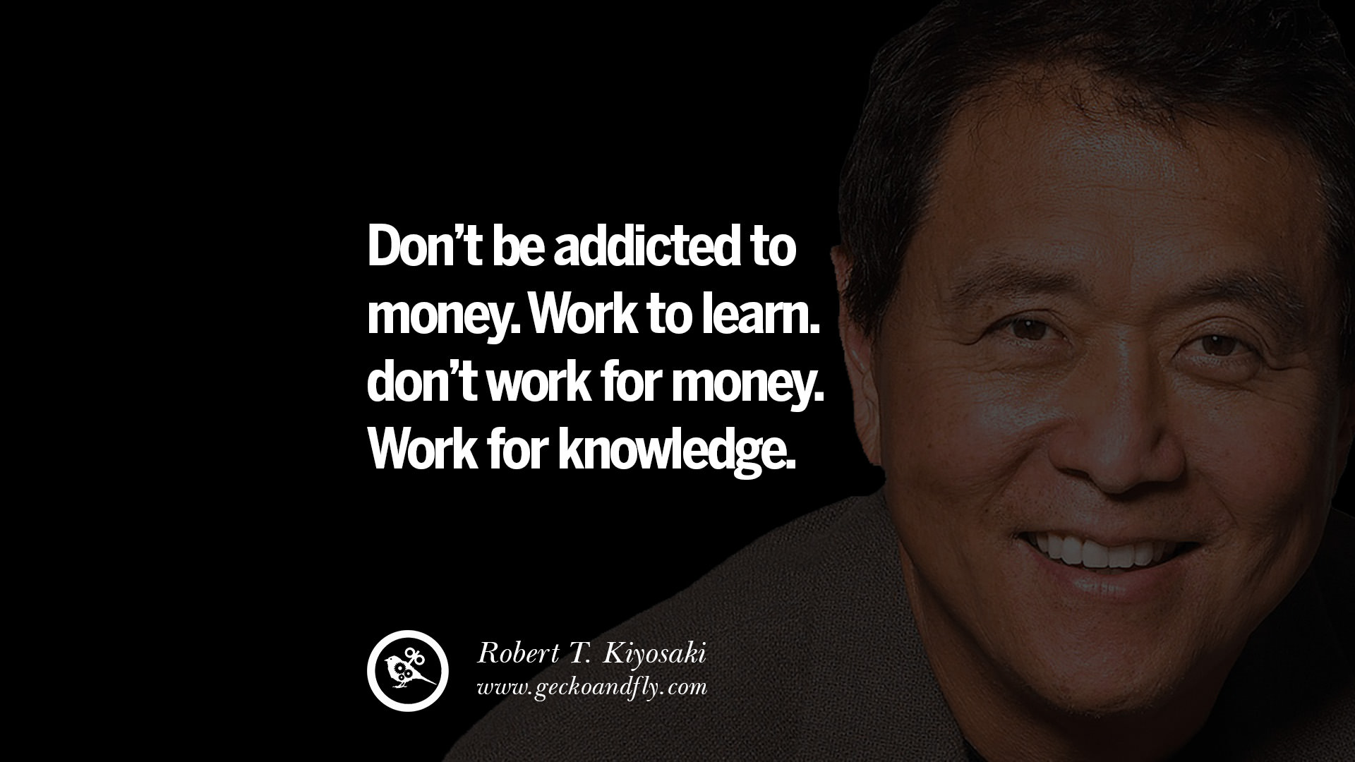 Money Motivation Quotes 60 Motivational Robert Tkiyosaki Quotes For Selling Amway