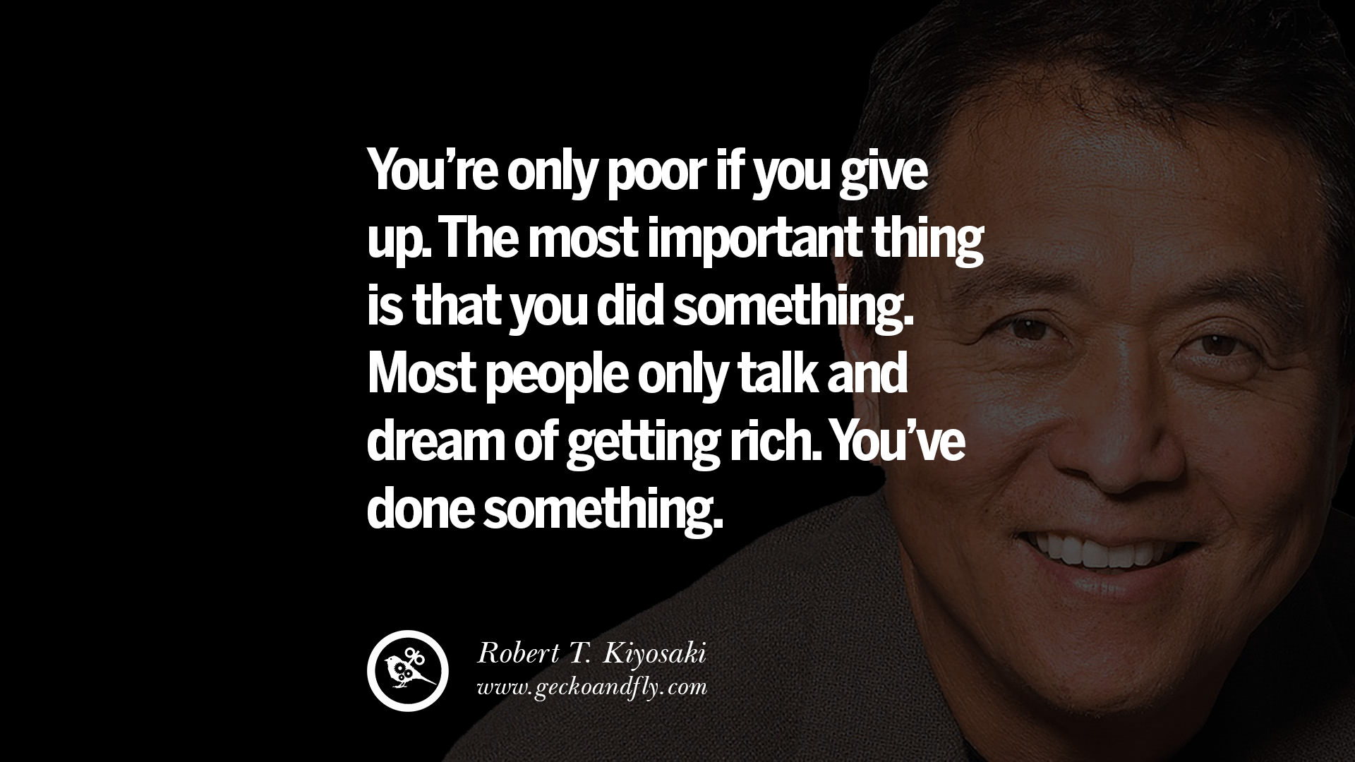 Rich Dad Poor Dad Quotes 60 Robert Kiyosaki Quotes From Rich Dad Book On Investing Network