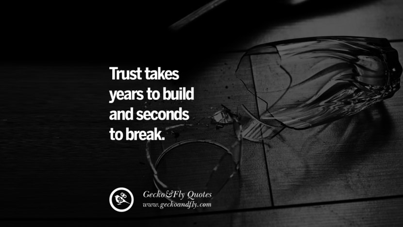 Trust takes years to build and seconds to break. love long distance relationship quotes tumblr instagram Love Quotes On Long Distance Relationship And Romance twitter reddit facebook pinterest