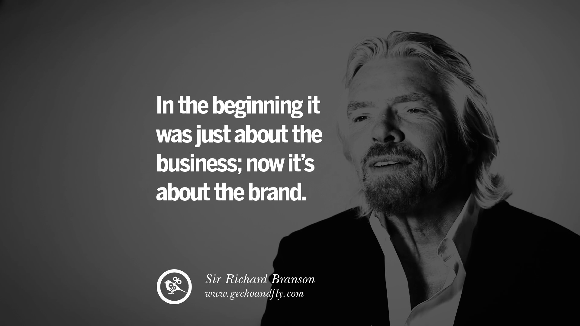 Fabulous 10 Inspiring Sir Richard Branson Quotes on Success and Entrepreneur &JR07