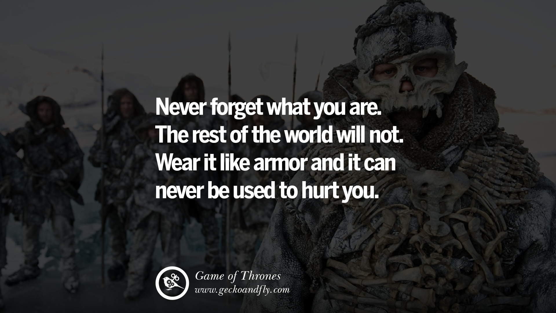 Military Motivational Quotes 15 Memorable Game Of Thrones Quotesgeorge Martin On Love