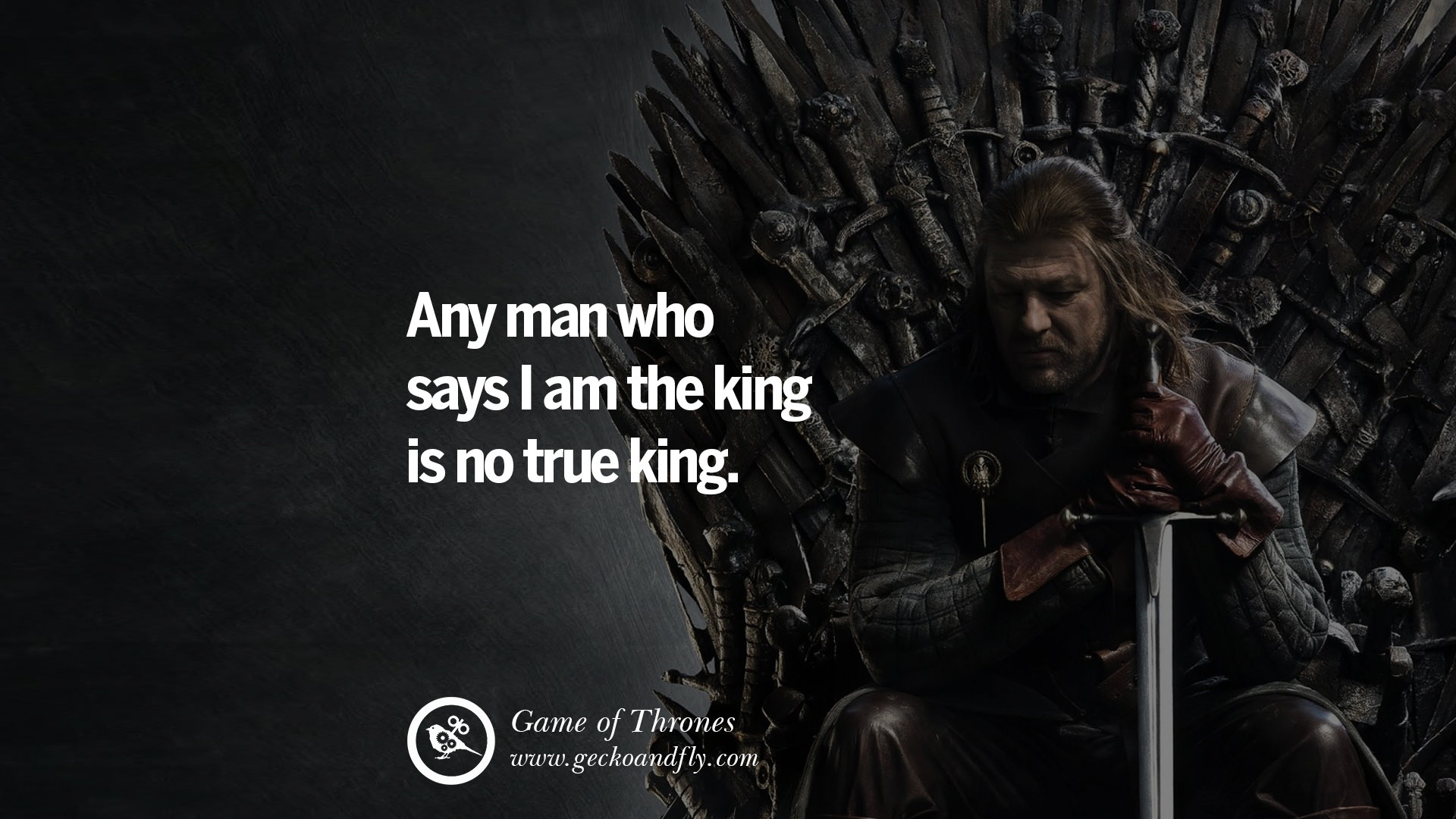27 A Game of Thrones Quotes By George RR Martin