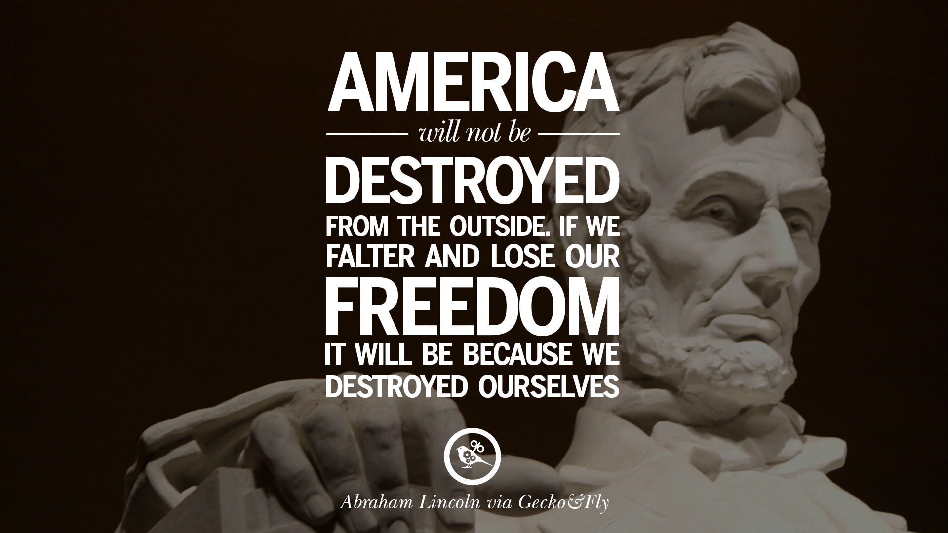 20 Greatest Abraham Lincoln Quotes On Civil War Liberties Slavery And Freedom