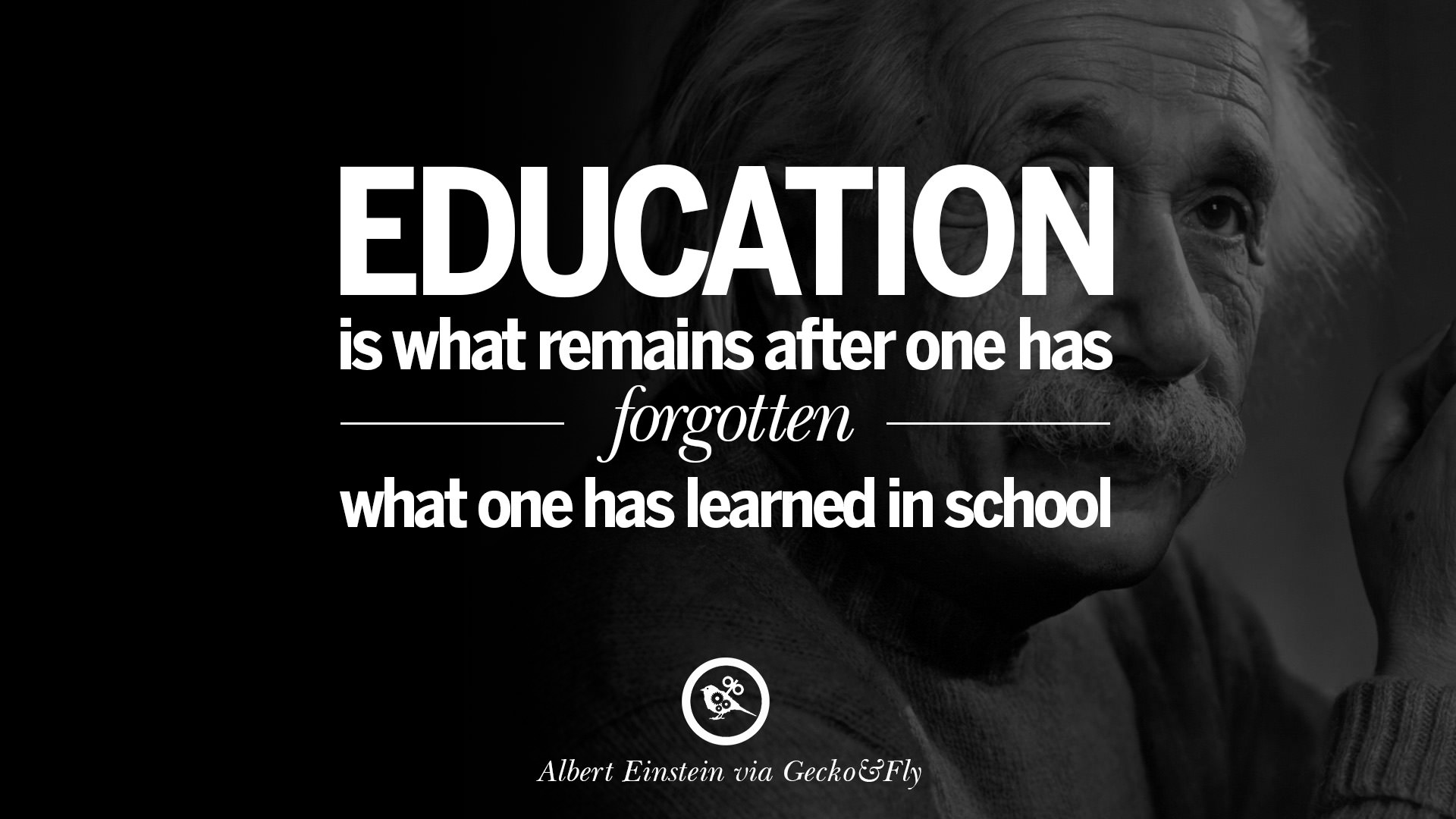 Quotes Education 40 Beautiful Albert Einstein Quotes On God Life Knowledge And