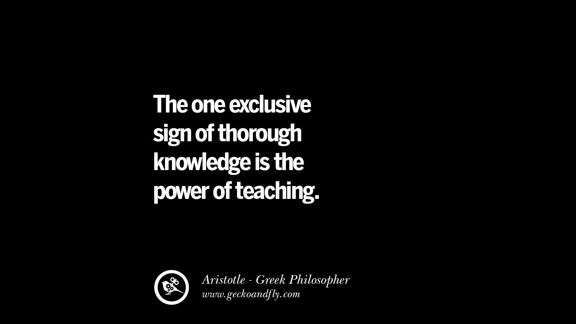 Aristotle Quotes: 40 Famous Aristotle Quotes On Ethics, Love, Life, Politics