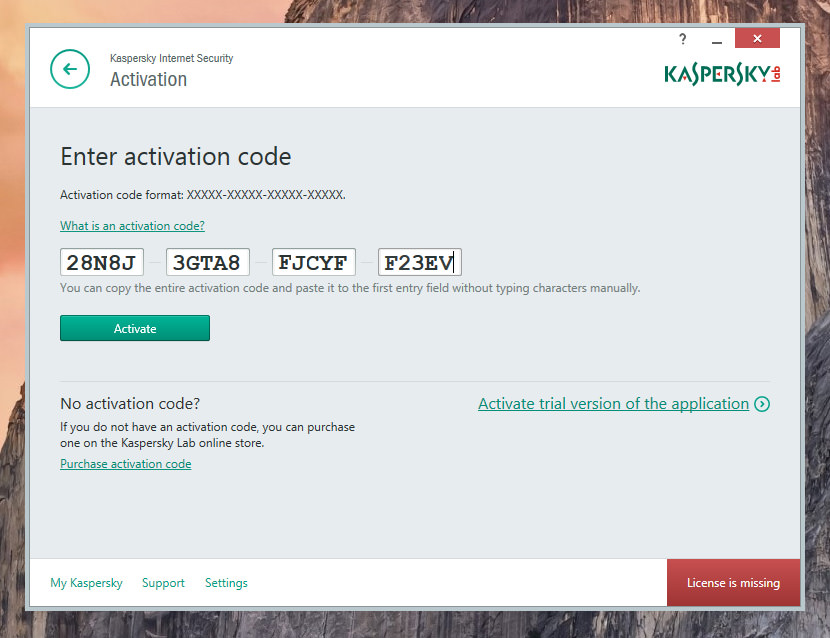 k7 antivirus premium activation code 2018