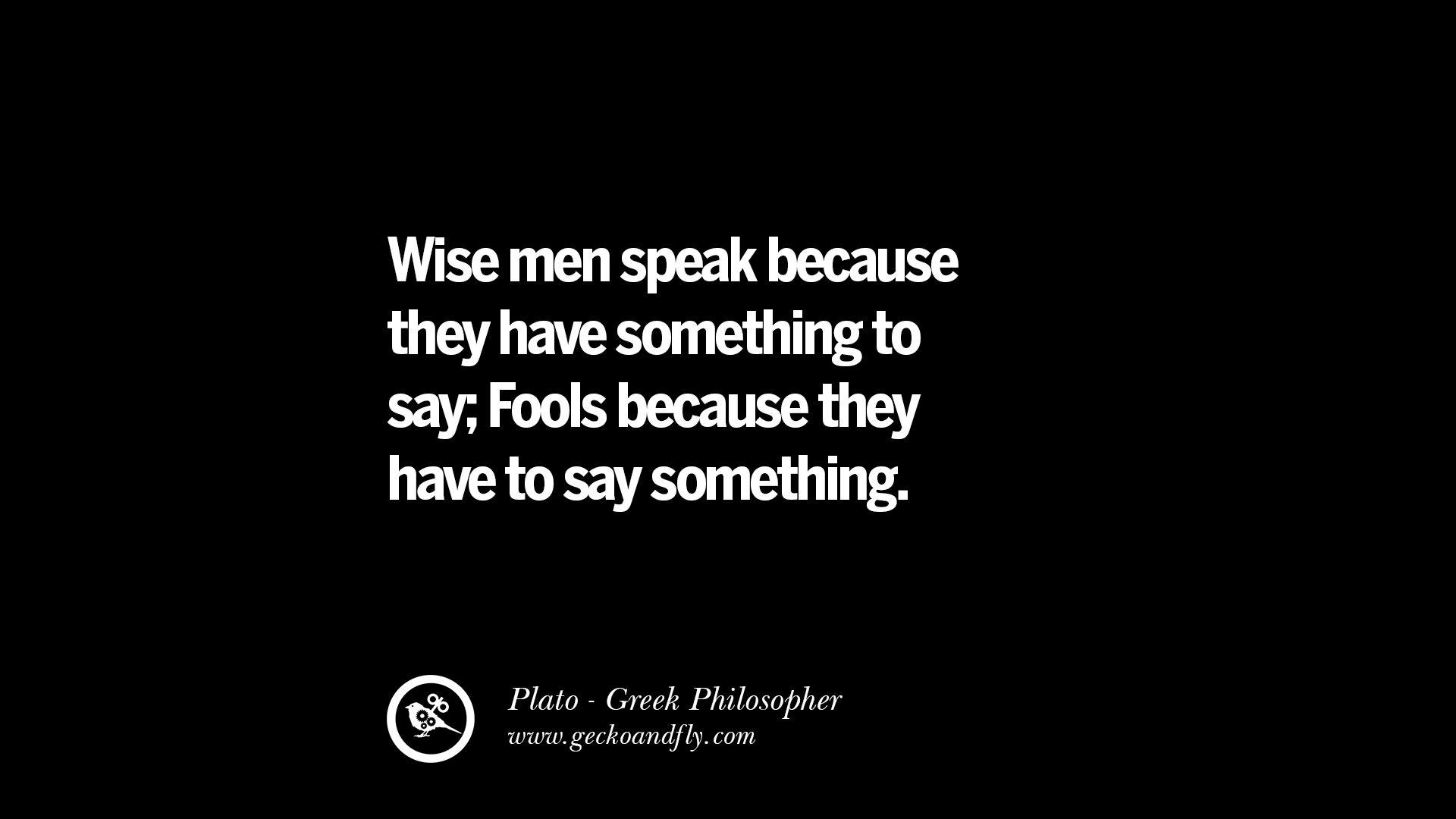 Quotes About Men 40 Famous Philosophical Quotesplato On Love Politics