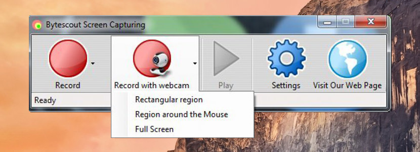 bytescout screen capture Free Software for Video Capturing, Game Broadcasting and Online Streaming