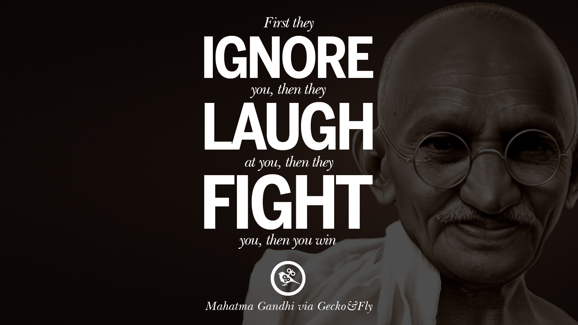 mahatma gandhi quotes on peace quotesgram