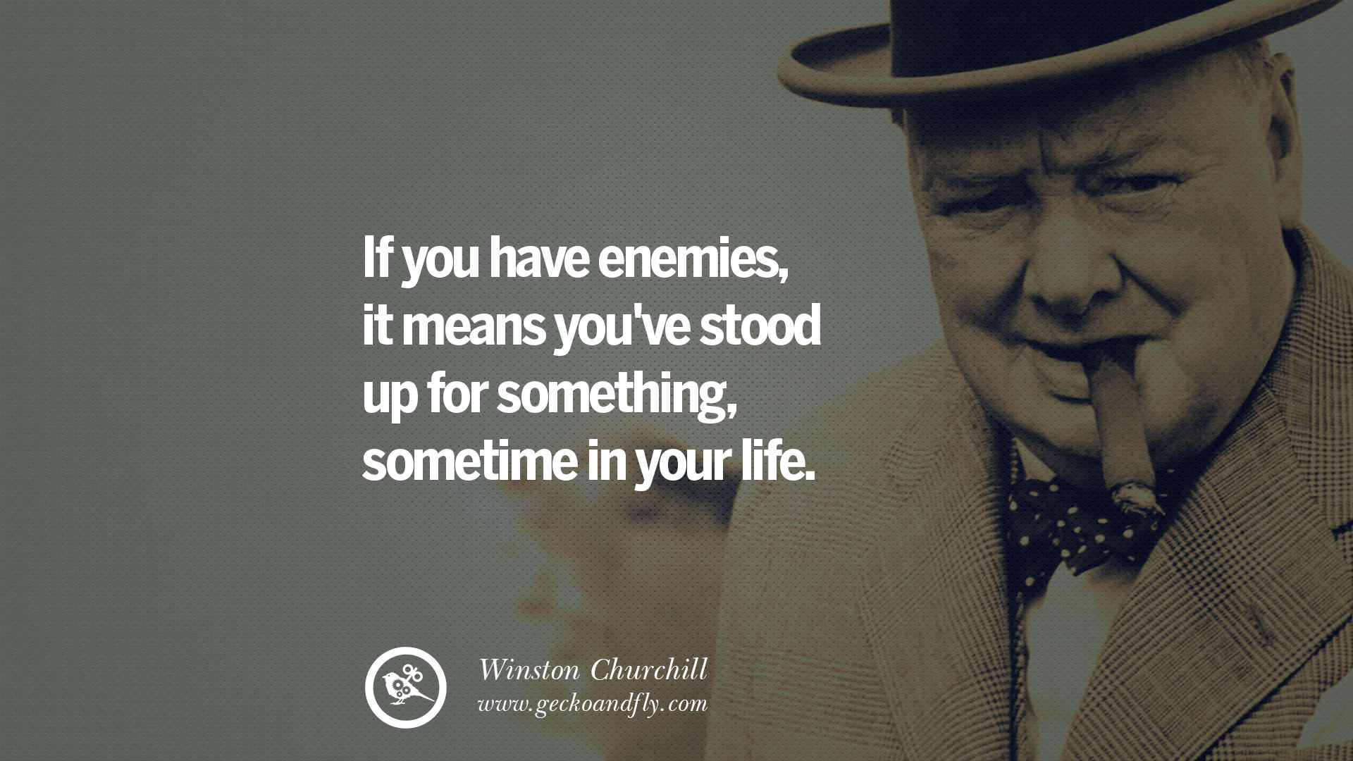 churchill intelligence quotes