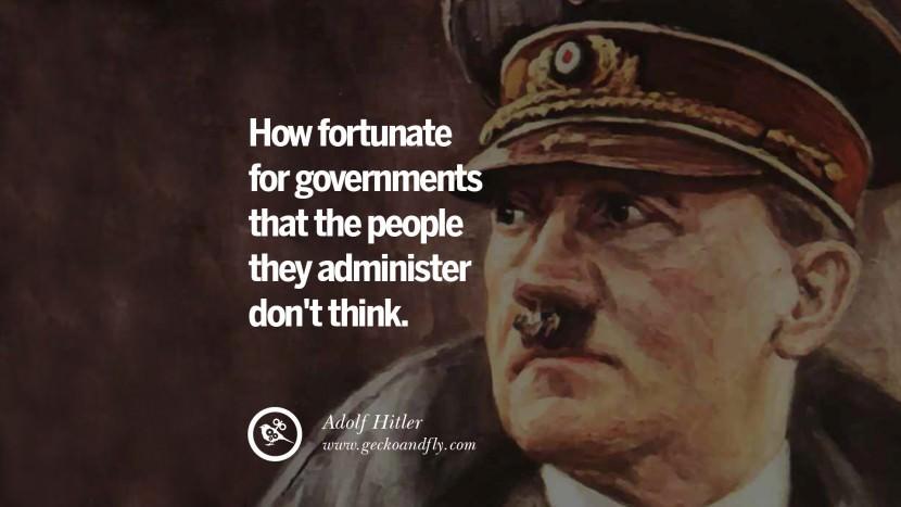 Nationalism Ww2 40 Adolf Hitler Quotes...