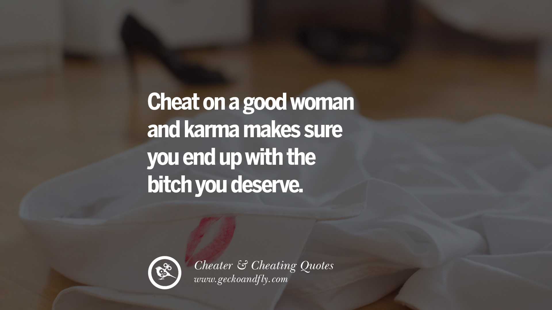 How to know if your woman is cheating