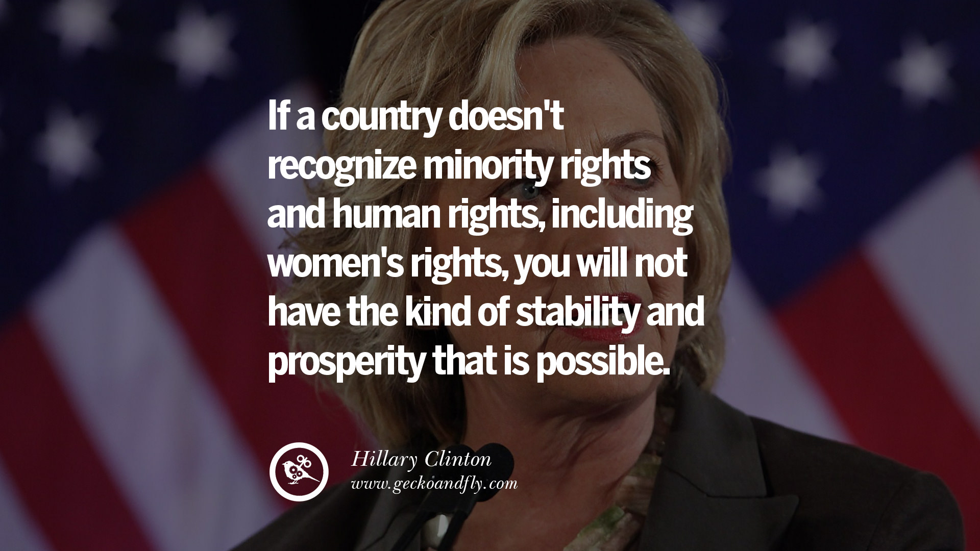 Women's Rights Quotes 32 Hillary Clinton Quotes On Gay Rights Immigration Women And
