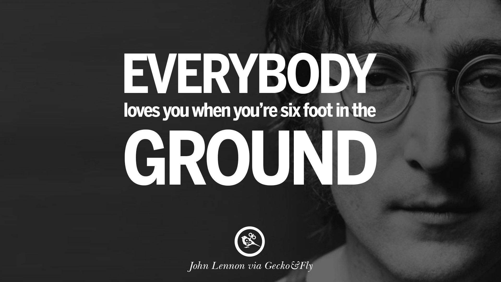 Love Death Quotes 15 John Lennon Quotes On Love Imagination Peace And Death
