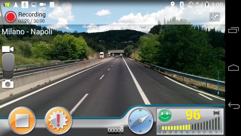 autoguard dash cam android free