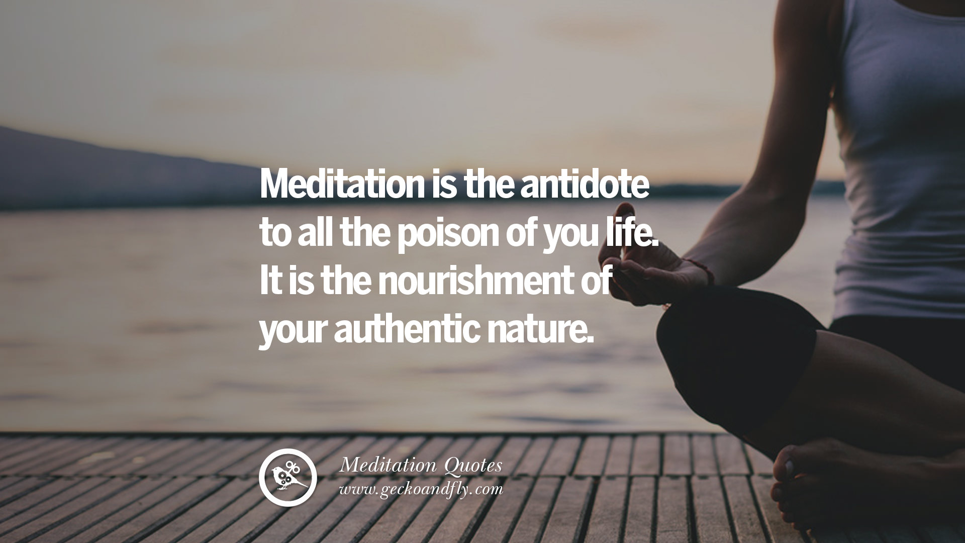 Meditation Quote 36 Famous Quotes On Mindfulness Meditation For Yoga Sleeping And