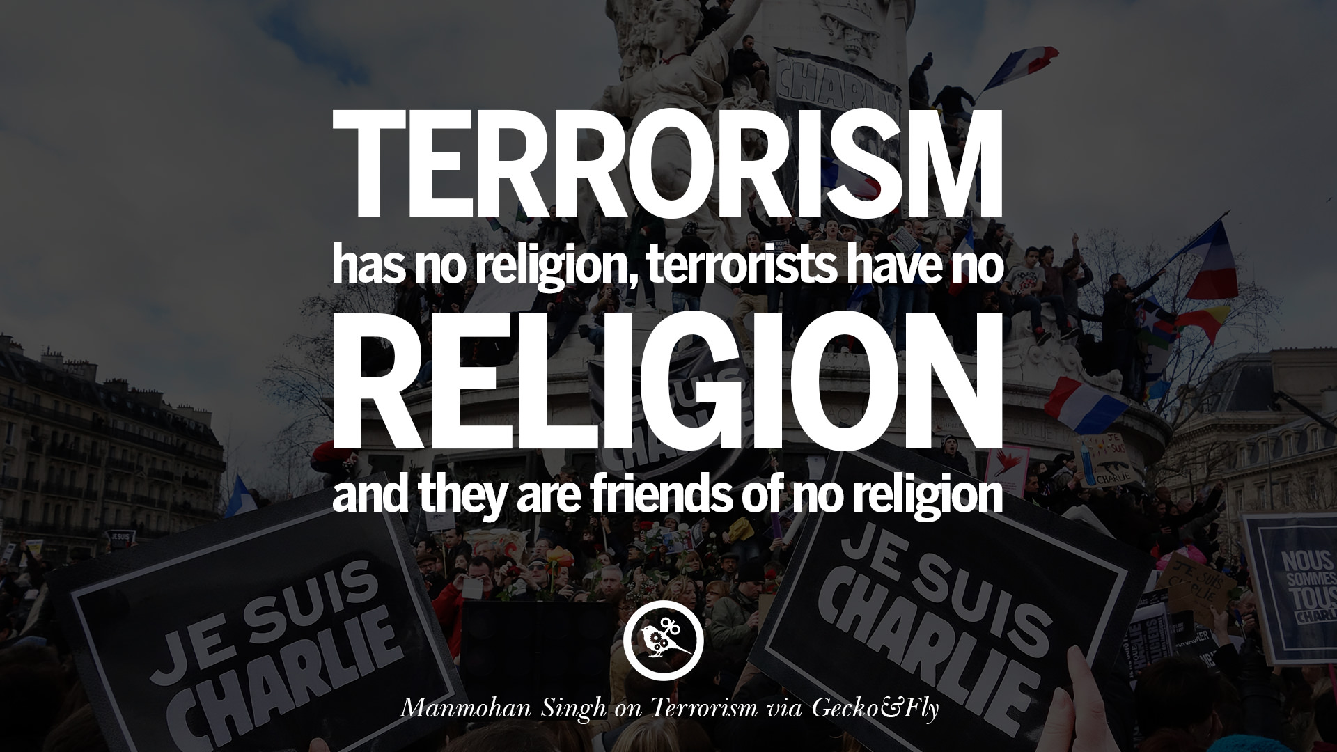 religious terrorism For people to believe that religion is the root cause of terrorism is even worse because it feeds into the wishes of these dangerous terrorists and can increase hatred towards religion as a whole report post.