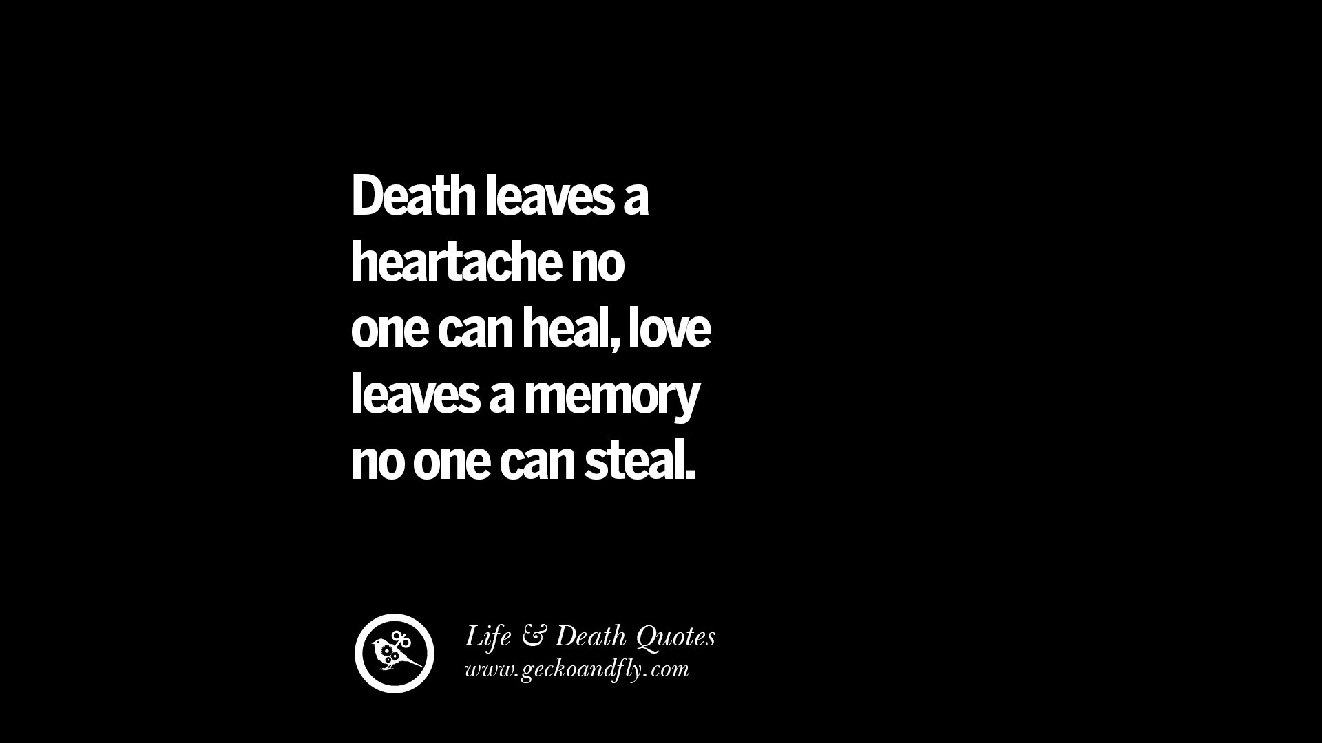inspirational quotes on life death and losing someone
