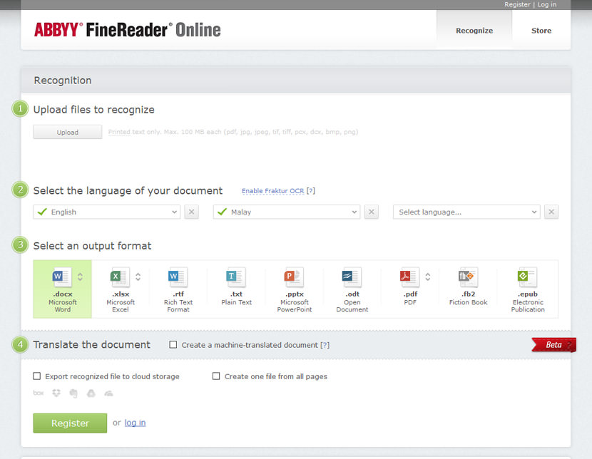 abbyy finereader ocr Free OCR Software To Convert PDF Into Editable Word Text