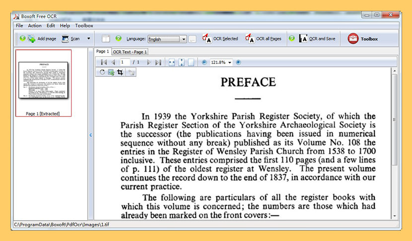 boxoft free ocr Free OCR Software To Convert PDF Into Editable Word Text
